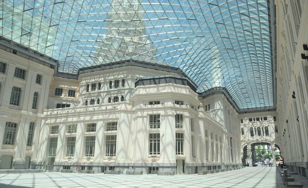 Interior Ayuntamiento
