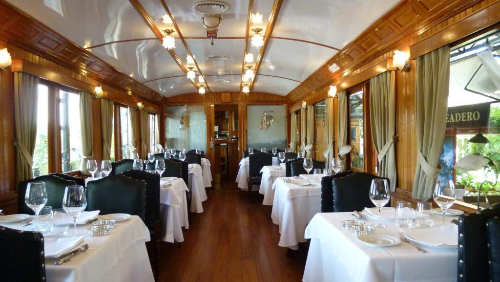 El vagón de Beni Madrid Secreto Restaurantes secretos en Madrid