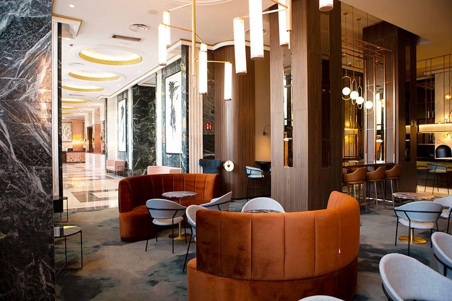 Hotel Riu Plaza España Madrid