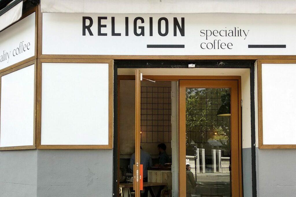 Religion Coffee