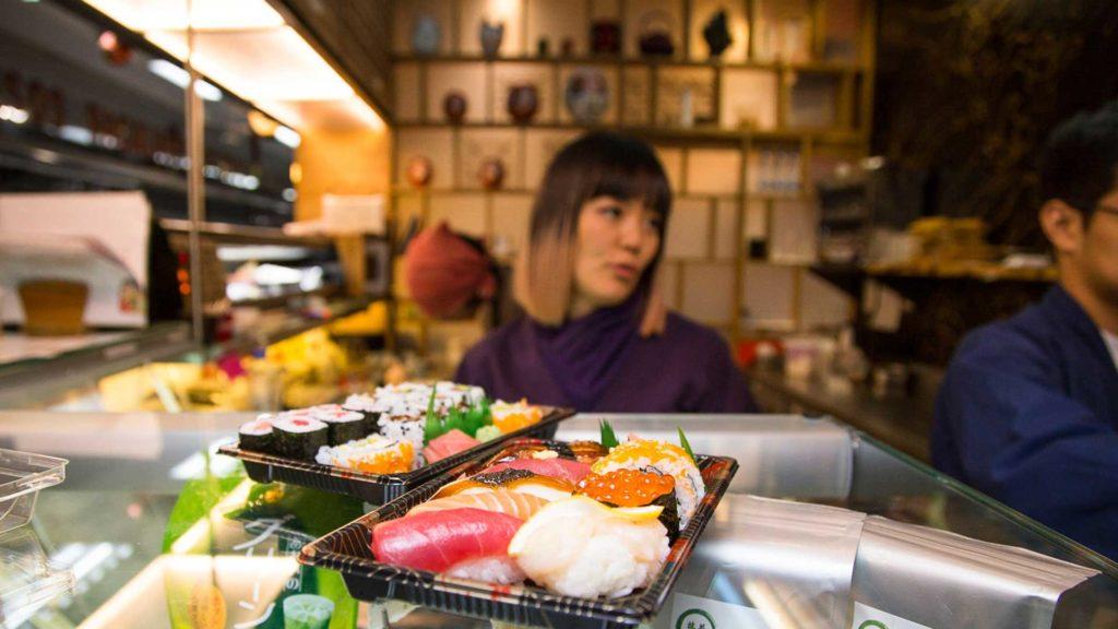 Yokaloka Madrid Sushi 6 restaurantes dónde comer sushi en Madrid