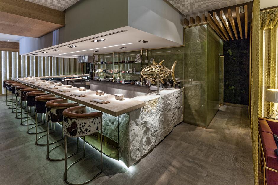 KO Sushi Bar Madrid 6 restaurantes dónde comer sushi en Madrid