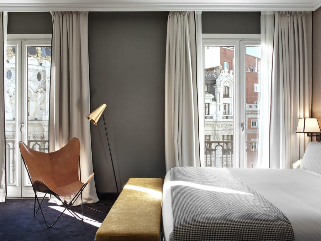 The Principal Madrid Hoteles para soñar en Madrid