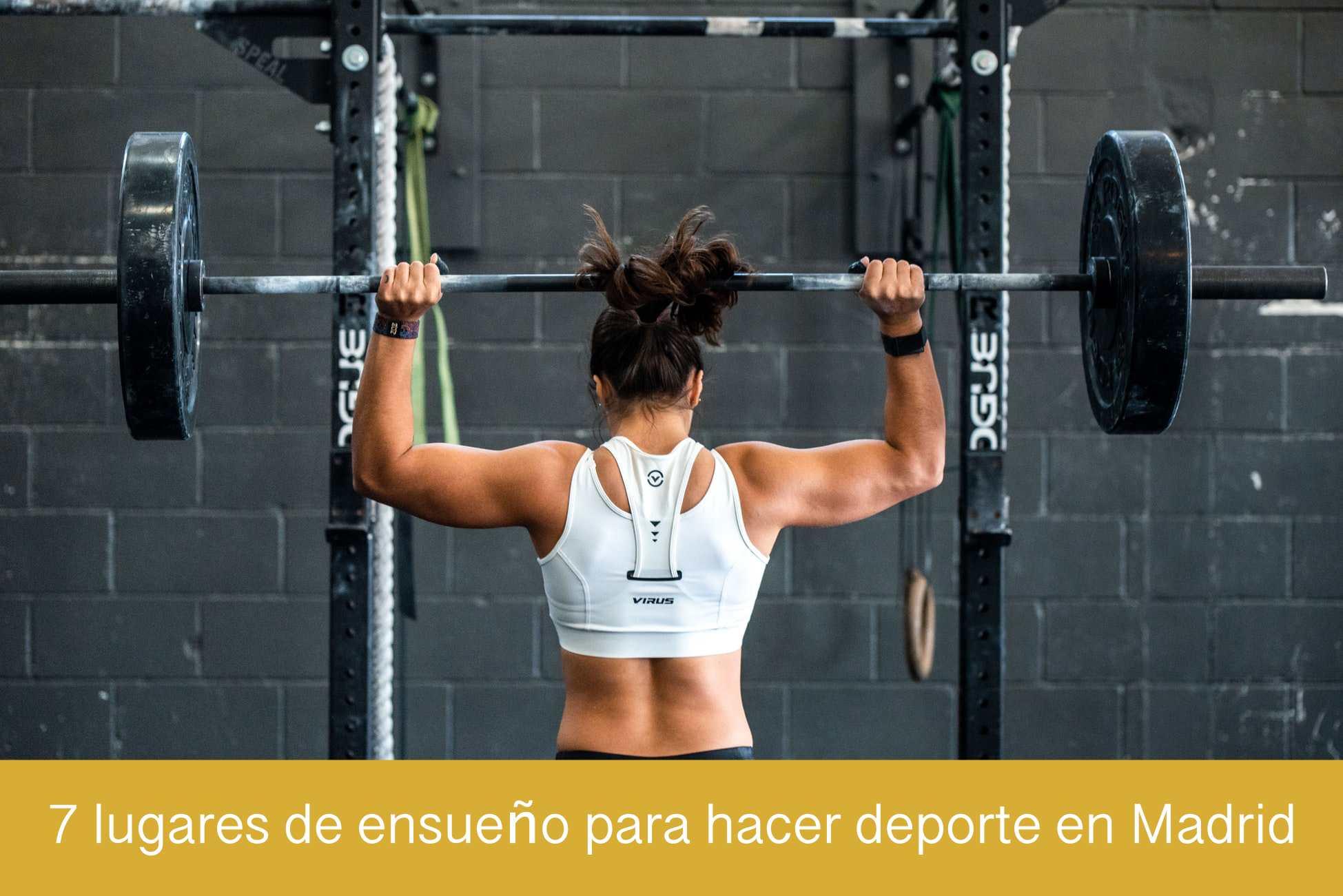 7 lugares de ensueño para hacer deporte en Madrid