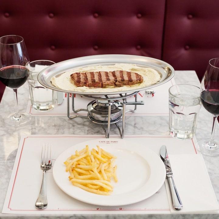Café de París Madrid 9 lugares en Madrid que te transportarán a París