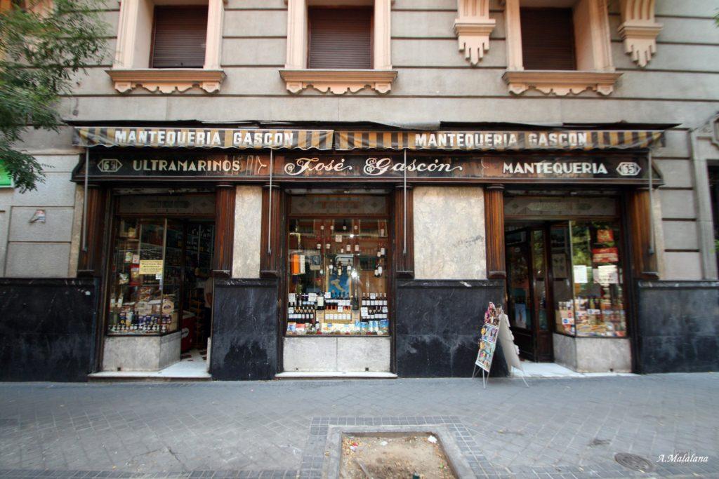 Calle Zurbano Madrid
