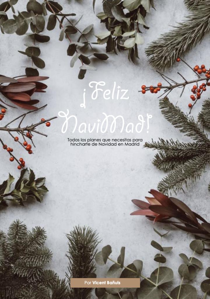 Ebook Navidad Madrid