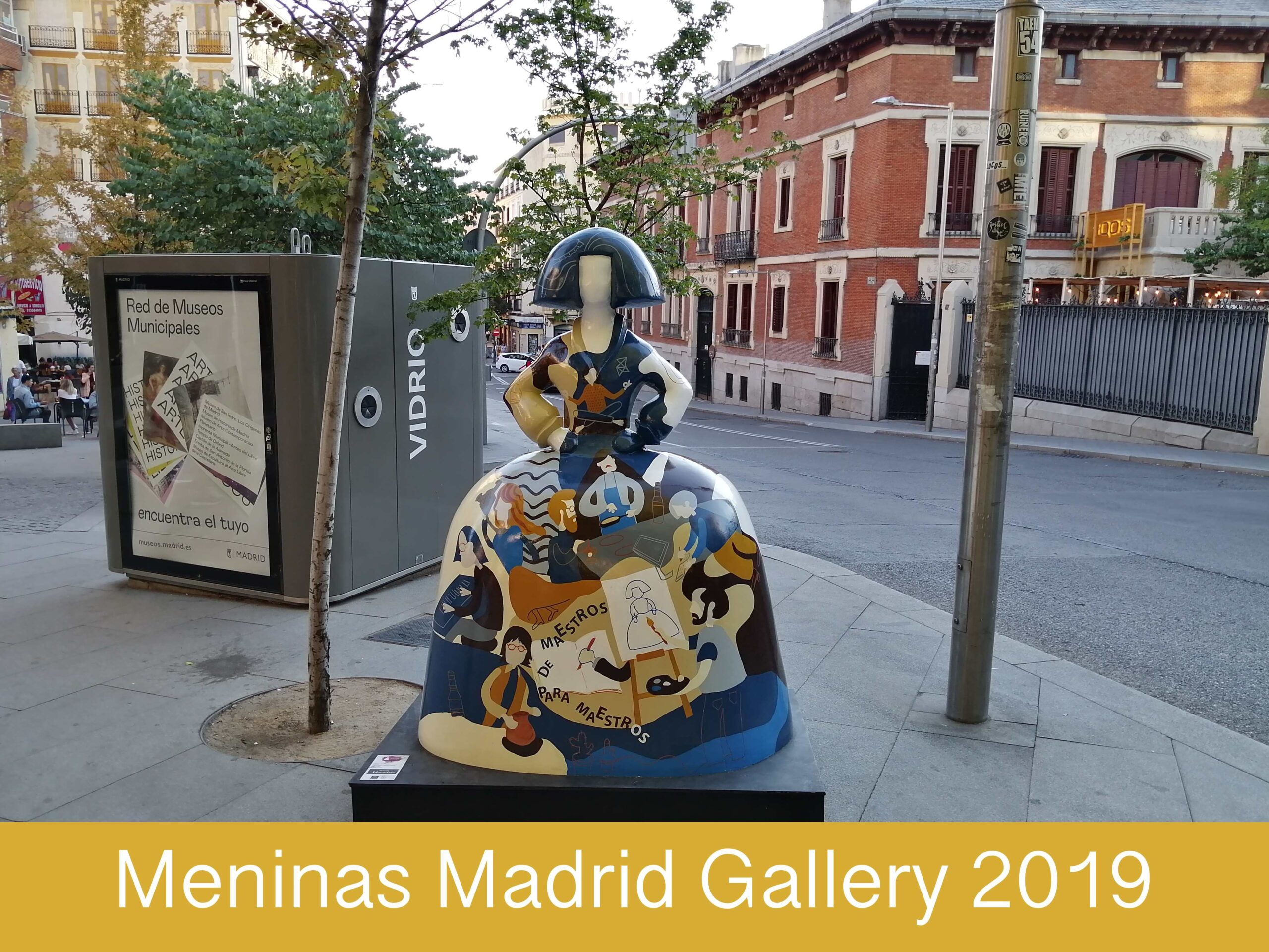 Las Meninas Madrid Gallery 2019