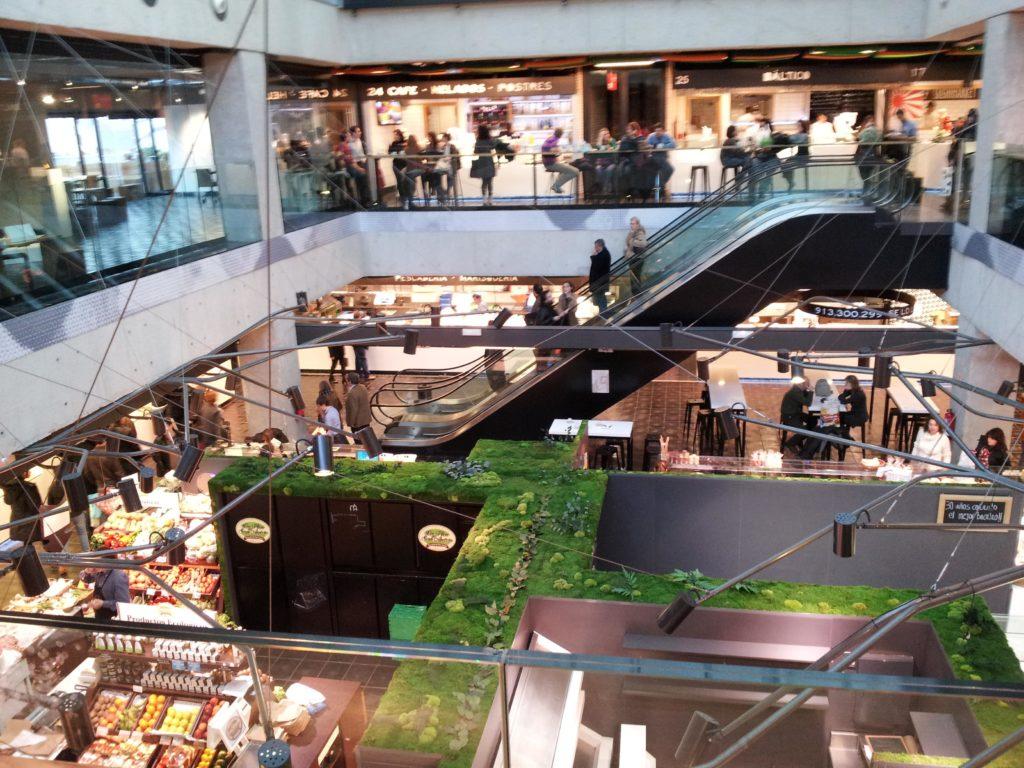 Mercado de San Anton Madrid mis 7 sitios favoritos