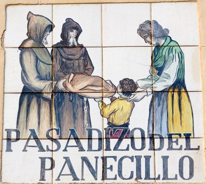 Pasadizo del Panecillo Madrid