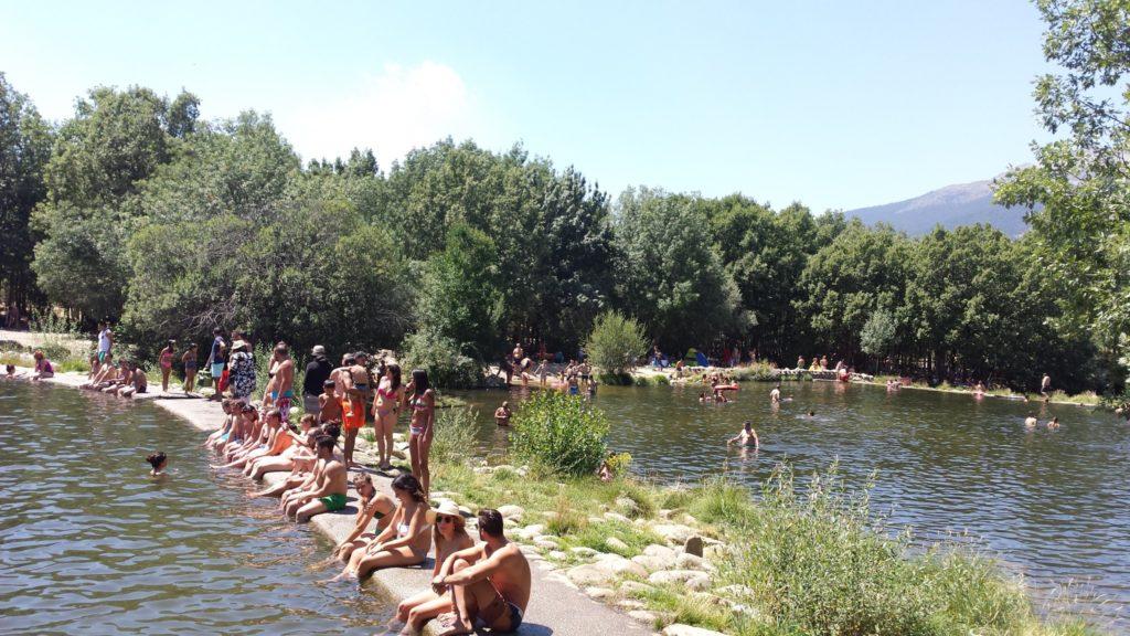 Las Presillas Rascafría Las 6 mejores piscinas municipales de Madrid