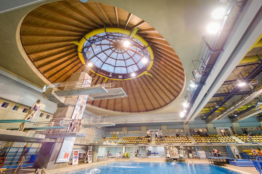 Centro de Natación Mundial 86 Las 6 mejores piscinas municipales de Madrid