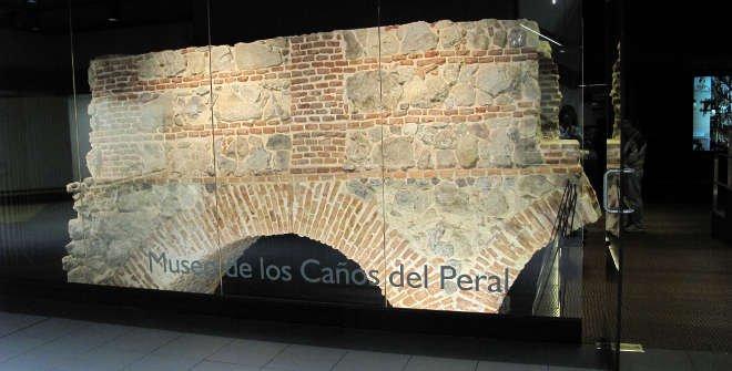 Fuente caños del Peral Madrid Curiosidades