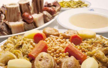 9 comidas típicas de Madrid