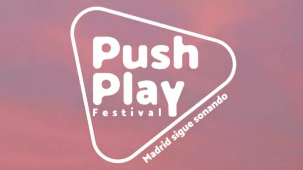 Push Play Festival Madrid 2021