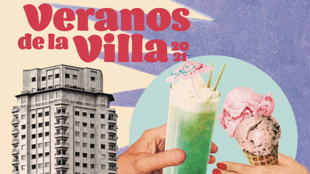 Veranos De la Villa 2021 Madrid