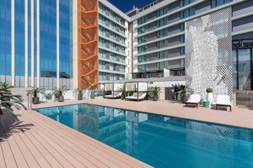 Barceló Imagine Madrid Hoteles urbanos con piscina Madrid