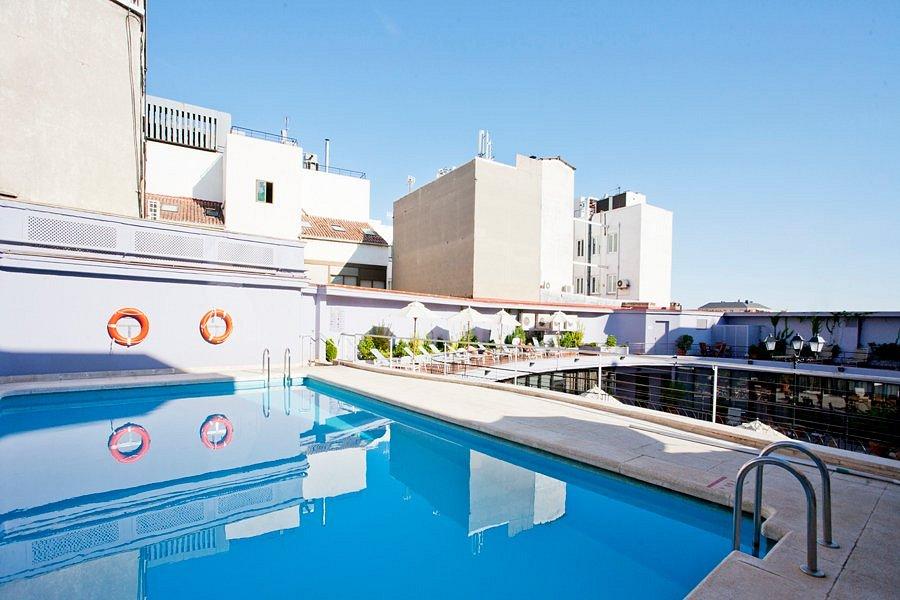 NH Collection Piscina Colón Madrid Hoteles urbanos con piscina Madrid